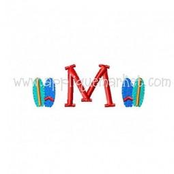 Surf Mini Monogram