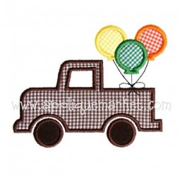 Balloon Truck