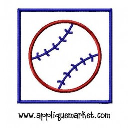 Baseball Patch