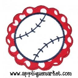Baseball Scallop