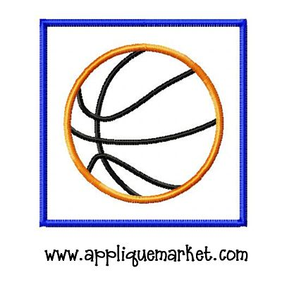 Basketball Patch