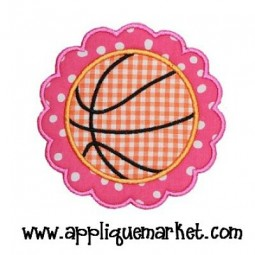 Basketball Scallop