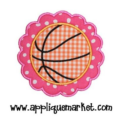 Basketball Scallop