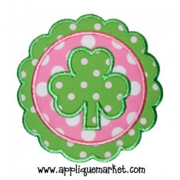 Scallop Shamrock