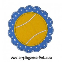 Tennis Scallop