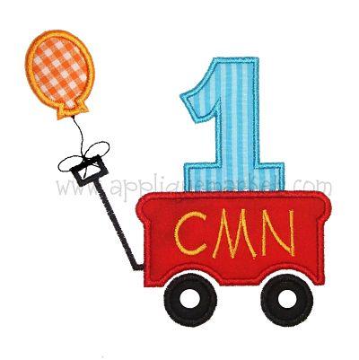 Birthday Wagon