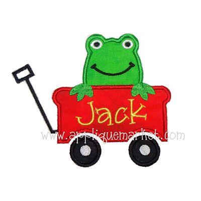Frog Wagon