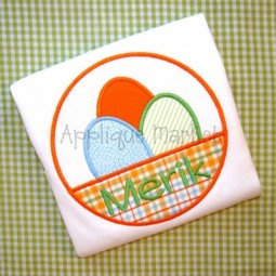 Eggs Circle