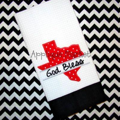 Texas Split State