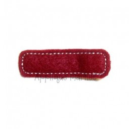 Rectangle Barrette Cover