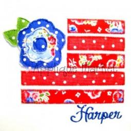 Flag Flower