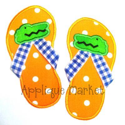 Flip Flops Gator