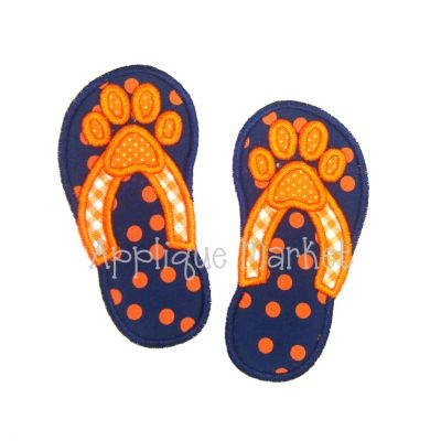 Flip Flops Paw