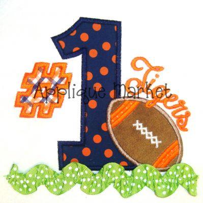 Football No. 1 Tigers