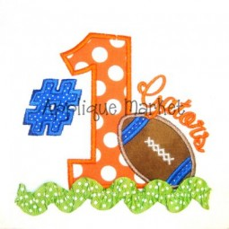 Football No. 1 Gators