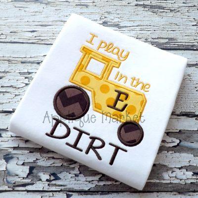 Tractor Dirt