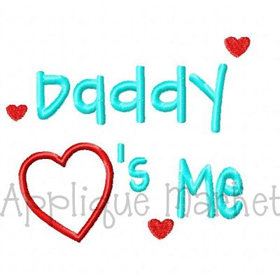 Daddy Hearts Me