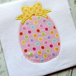 Easter Egg Bow 2