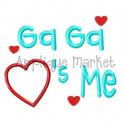 Gaga Hearts Me