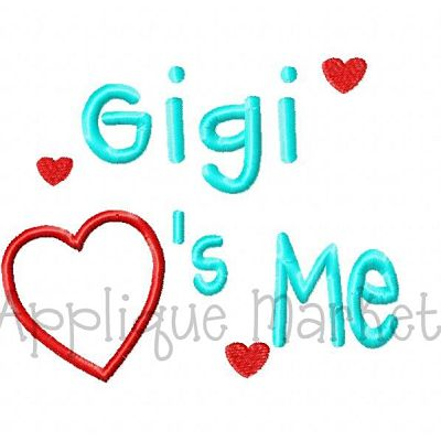 Gigi Hearts Me
