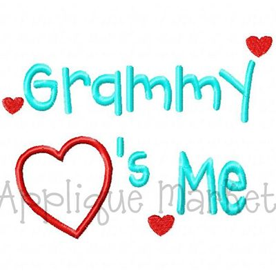 Grammy Hearts Me