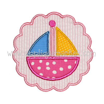Sailboat Scallop