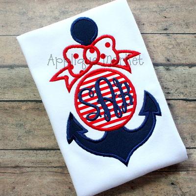 Anchor Bow 2