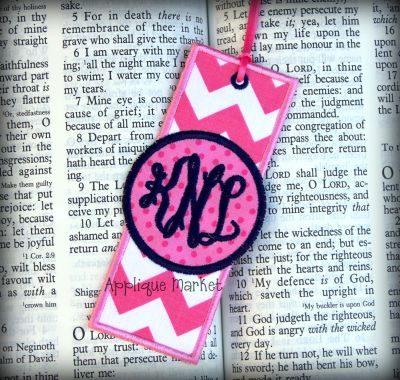 Circle Bookmark