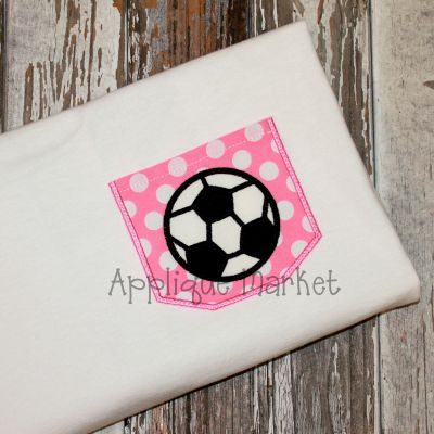 Appli-Pocket 2 with Soccer Ball