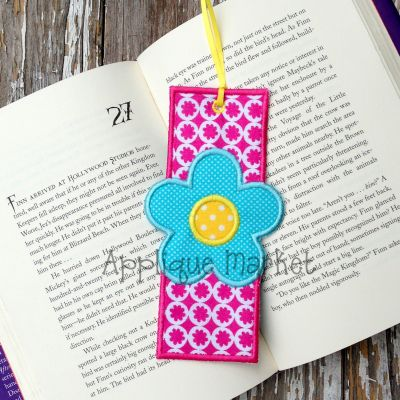 Flower 1 Bookmark