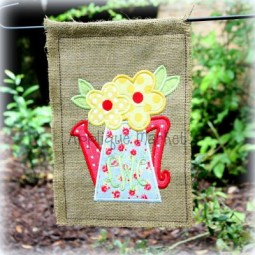 Watering Can with Flowers JUMBO SIZES