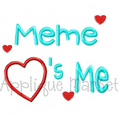 Meme Hearts Me