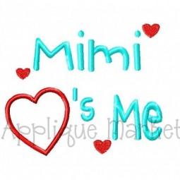 Mimi Hearts Me