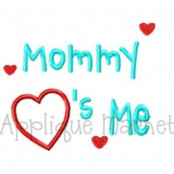 Mommy Hearts Me