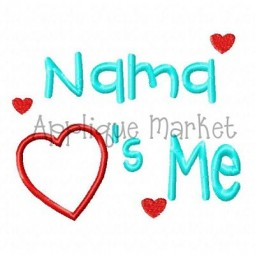 Nama Hearts Me