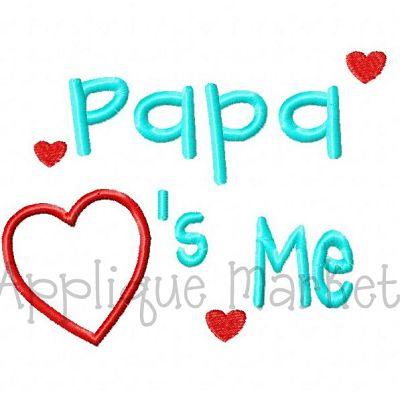 Papa Hearts Me