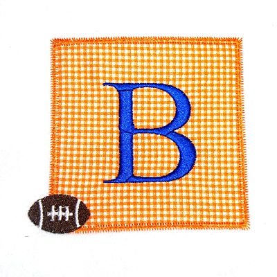 Football Initial Patch
