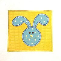 Bunny Face Patch