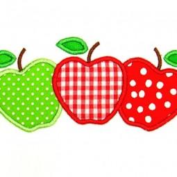 Apple Trio