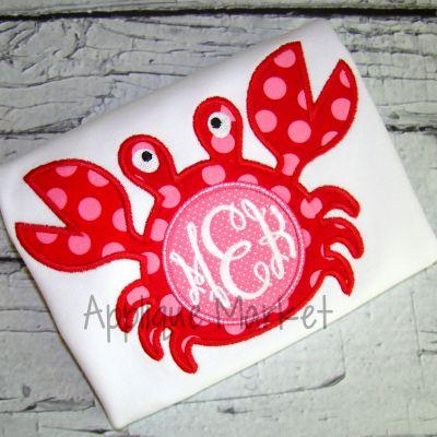 Crab Monogram