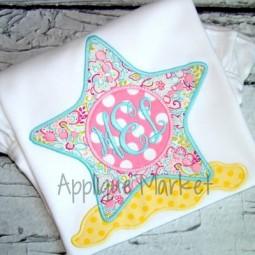 Starfish Monogram