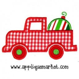 Ornament Truck