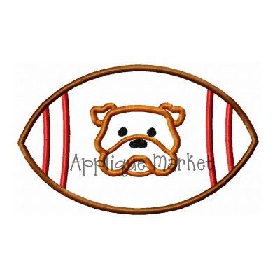 Football Bulldog