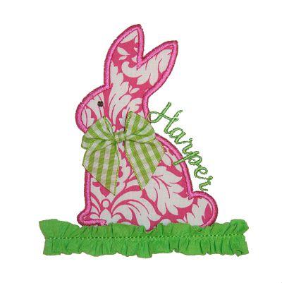 Bunny with Trim