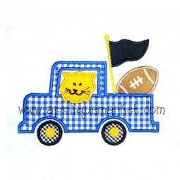 Wildcat Football Truck