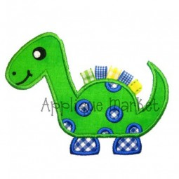 Dino with or without Ribbon