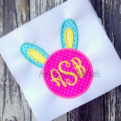 Circle Bunny Ears