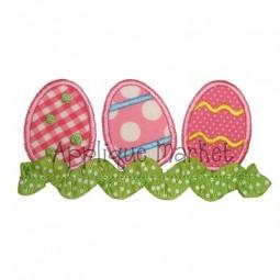 Egg Trio