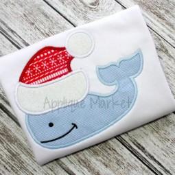 Whale Santa