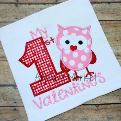 Valentine S Day Applique Market